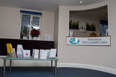 clinic east grinstead entrance